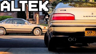 New Old vs Old Old - The Differences Between my Acura Legends