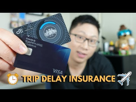 Holiday Travel: Trip Delay Insurance