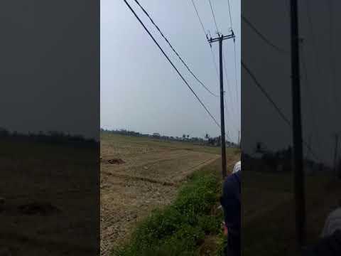 Tanah di jual daerah Rajeg Tangerang(2) - YouTube