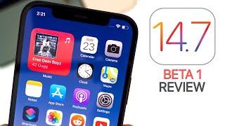 IOS 14.7 Beta 1 - Follow-Up Review