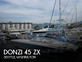 [UNAVAILABLE] Used 2002 Donzi 45 ZX in Seattle, Washington
