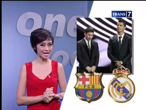 One Stop Football (Trans 7) - Deasy Noviyanti Ngasitau Jenis-jenis El Clasico di Dunia