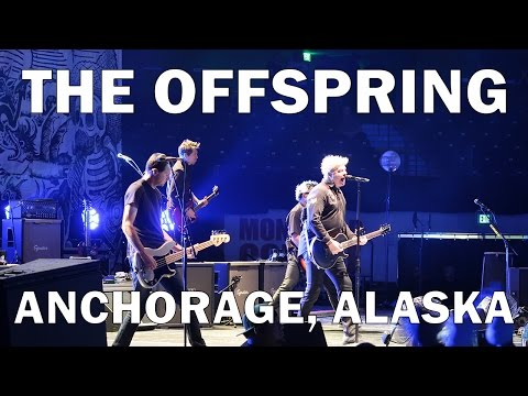 THE OFFSPRING - Live from Alaska Airlines Center 2016