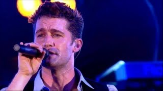 Matthew Morrison - My Name [ live at the Hammersmith Apollo in London ]( lyrics )
