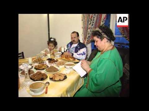 France - Ramadan celebrated