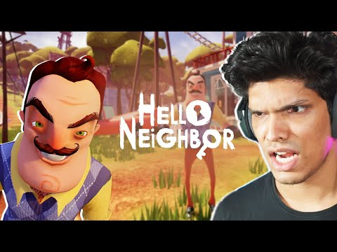 NEIGHBOR'S SECRETS (Hello Neighbor #1)