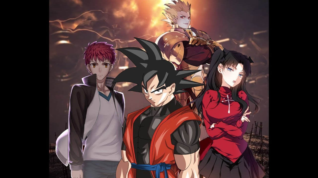 Fate Stay Night X Dragon Ball Z Fanfic Crossover Counter Guardian Son Goku Youtube Is there any way to play/read/whatever the fate stay night visual novel on a phone? fate stay night x dragon ball z fanfic crossover counter guardian son goku