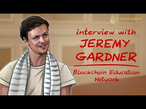 "Jeremy Gardner: ""You don't suddenly educate billions of people on the virtues of libertarian values"""