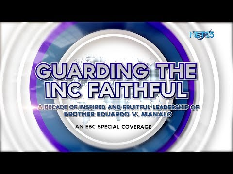 Watch: EBC special coverage of the INC Grand Baptism - September 7, 2019