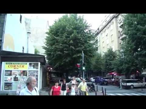 Belgrade, Serbia - A Walking Tour - HD 1080P