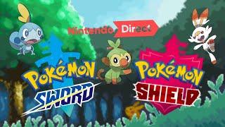 Najnowsze informacje o Pokemon Sword & Shield! - BaRDzo bREakiNG nEWz #1?