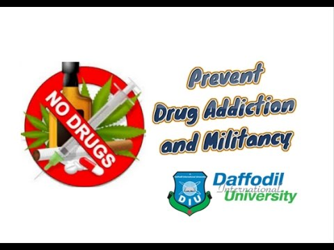 Role of Young generation to prevent Drug Addiction Militancy