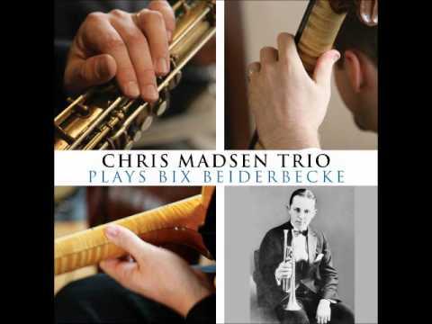 Saxophonist Chris Madsen radio interview Part 1/3