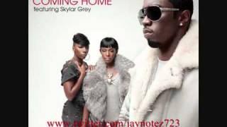 Diddy & Dirty Money Ft. Skylar Grey - Coming Home (Instrumental) (Prod. by Alex Da Kid & Jay-Z)