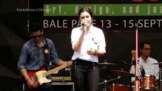 Raisa - Somewhere Over the Rainbow (Locafore 2013, Bandung)