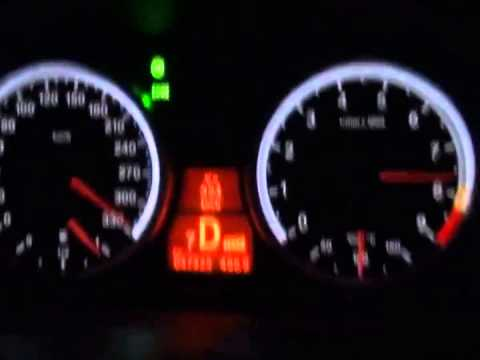 Brutal Drive BMW M3 in Kosovo Highway  PrizrenVermic 340 kmh