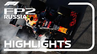 2020 Russian Grand Prix: FP2 Highlights