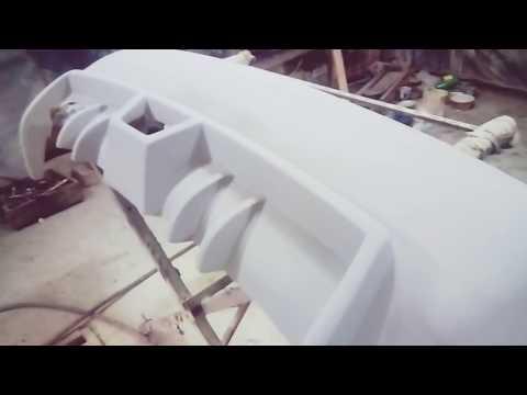 Как сделать бампер