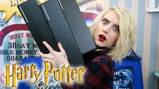 HUGE Wizarding World Loot Crate Unboxing 2019 - 3 BOXES!! (Harry Potter)