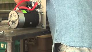 Assembling and using the Perry Motorcycle Roller Starter