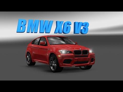 Euro Truck Simulator 2 обзор мода ( BMW X6 V3 )