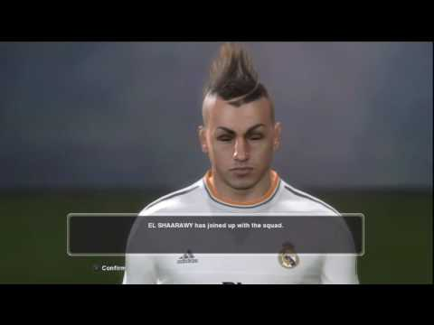 Pro Evolution Soccer 2014 (PES 2014) First 20 minutes of Master League
