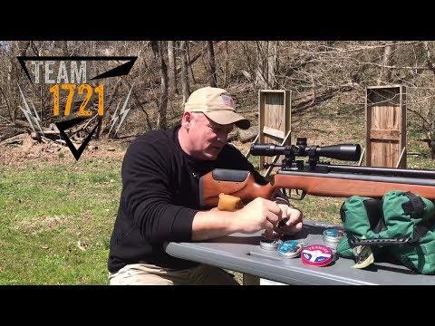 Benjamin Marauder Field & Target Walther Barrel Test