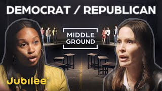 Can Democrats and Republicans See Eye to Eye? | Middle Ground