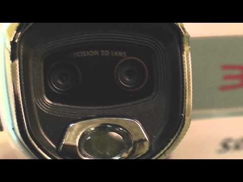 3D-видеокамера Panasonic HDC-SDT750 -