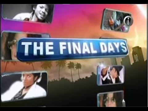 The Final Days of Michael Jackson