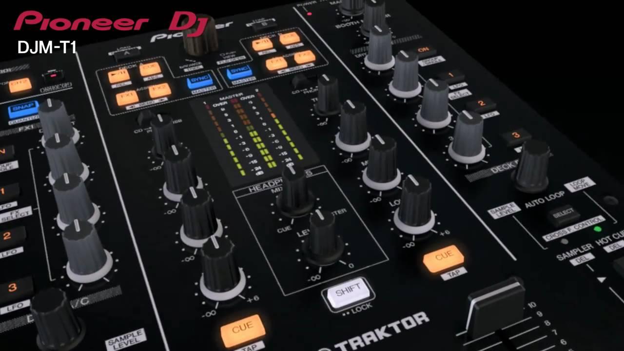 Pioneer DJM-T1 DJ Controller Driver Windows XP