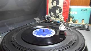 Baby Love - The Supremes (Compacto Simples 1964) vinyl (45 rpm)
