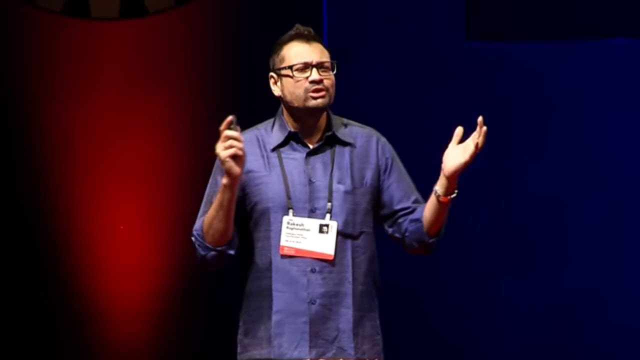 Food Stories: Tale of a community, adversity & a humble peanut | Rakesh Raghunathan | TEDxChennai