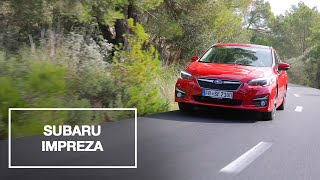 Subaru Impreza, no renuncies a nada