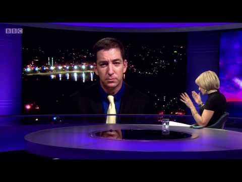 Glenn Greenwald Confirms CIA Bias Against Trump, BBC Loses It (Re-uploaded)