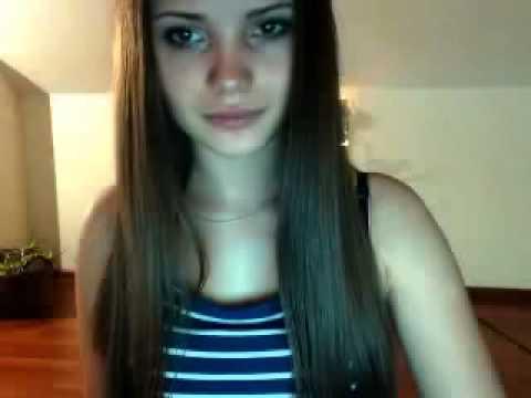 young amateur web cam