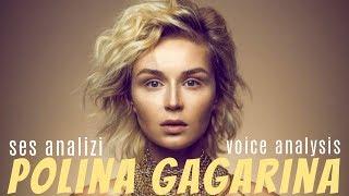 Polina Gagarina Ses Analizi (DİSİPLİN ! Koyu Ses'in ve Kırmızı'nın Cazibesi)