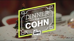 Dinner for Cohn | ZDFneo #dinnerforcohn