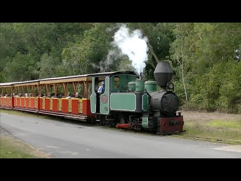 Port Douglas Steam Train