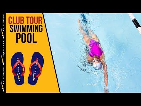 Pool | LA Fitness Club Tour