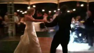 Warrior Burn Out On the Dance Floor at a Wedding