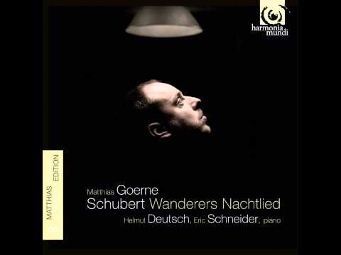"""Schubert: Im Frühling, D.882"" - Matthias Goerne & Helmut Deutsch"