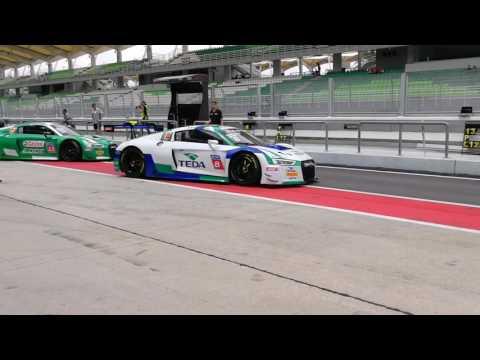 Audi R8 LMS Cup 2017 Malaysia
