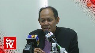 Shukri Abdull: Let me leave MACC peacefully (FULL PC)