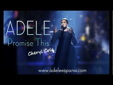 Adele Promise This (Cover)