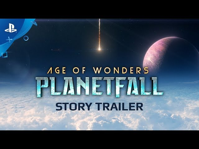 Age of Wonders: Planetfall - Story Trailer | PS4