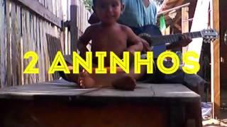 Um pouco da história do Emanuelzinho batera