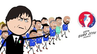 UEFA EURO 2016 *** PARODIA *** - Il sogno Azzurro