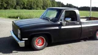 chevrolet c10 6.2 diesel