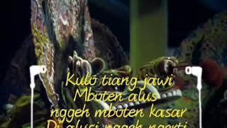 Download lagu (Story Wa)Kidung Wahyu Kolosebo Versi Campursari